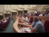 Николай Бондаренко, Саратовский депутат, напугал Кремль своими высказываниями.Ме