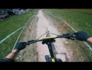 Glemmride Course Preview, riding TESTBIKES and gettin LOST on a random Trail 2018 DH🏁 👍🤘🚵🇩🇪🇩🇪