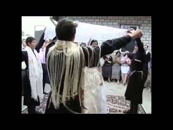 Ау алгъан адет Карачаевская свадьба