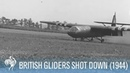 Red Devils of Arnhem British Gliders Shot at by SS 1944 War Archives