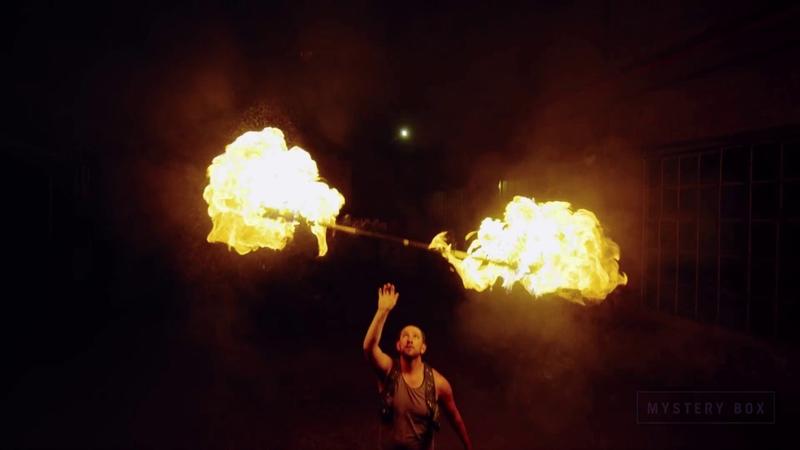 Helium Fire Гелиевый огонь 8K UHD HDR 4320p