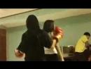 Girl Boxing at Kevins