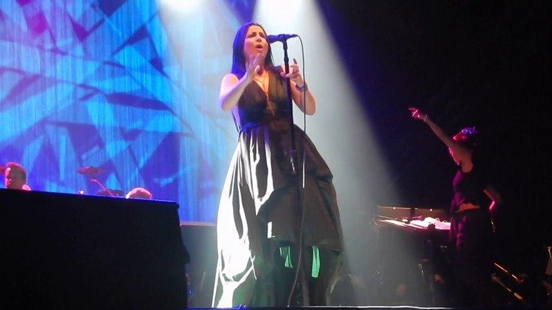 Evanescence Paleis 12 Brussel Belgium April 8 Hi lo