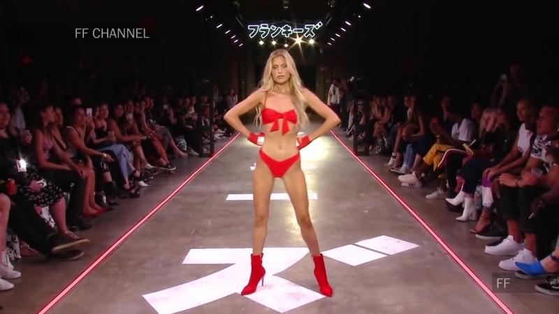 Frankies and Bikinis Resort 2019 Full Fashion Show (еxclusive)