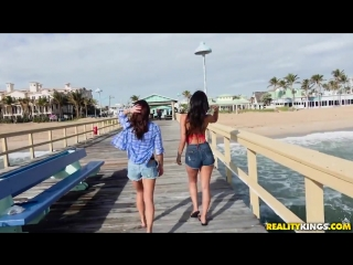 NEW Scene:Sophia Leone& Mandy Flores