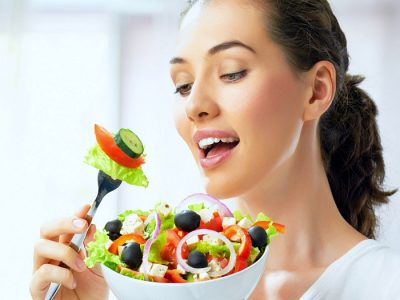 Время переваривания пищи зависит от продукта