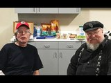 George R. R. Martin and Stephen King Amazing Interview