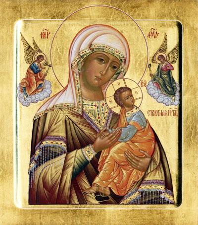 23 июля - Коневская икона Божией Матери