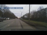 Северодвинск. Машина ГБР на ходу теряет колесо.