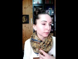 1-я часть трансляции 19.01.2018г. врача-эндокринолога Диляры Лебедевой