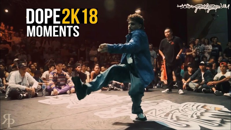 DOPE Moments 2K18   Beatkilling in Dance Battles 🔥 Episode 2
