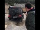 Нереальный тест драйв Mercedes G Klasse