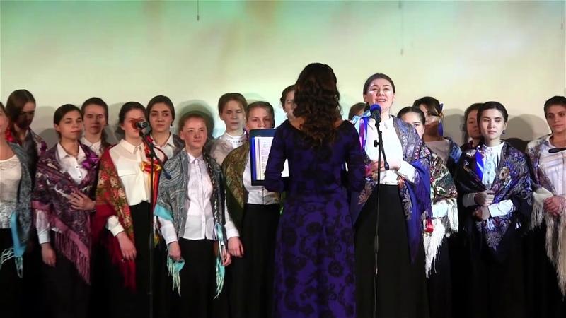 КОНЦЕРТ народной песни (полный)