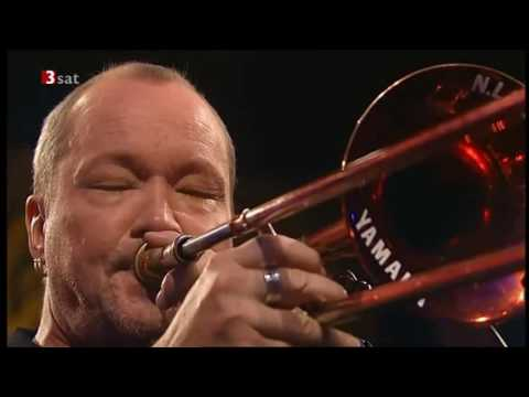 Nils Landgren NDR Bigband - Silent Way -Jazz Baltica 2007