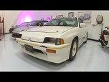 1984 Honda CRX Mugen at American Honda Museum  CarNichiWa.com