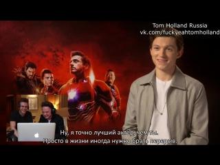 Русские субтитры » Пранк интервью