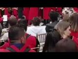 EnginAkyürek is at ModaFen Graduation Ceremony