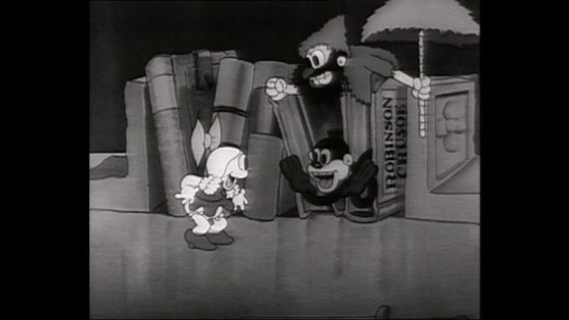 1933-01-17 {MM} Threes A Crowd {DVD} [ЖИВОВ][ОШУРКОВ][MVO][ENG]