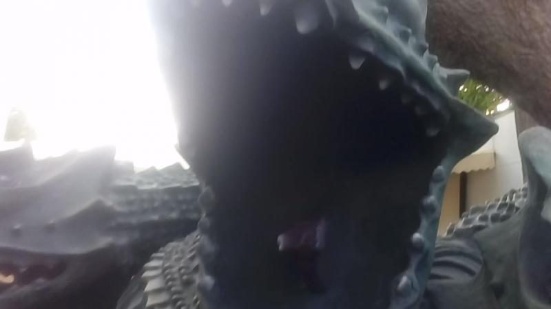 Я озвучиваю смех дракона