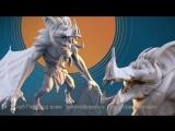 Основы скульптинга игровых существ