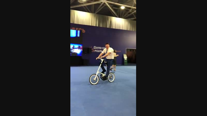 вело-покатушки на форуме