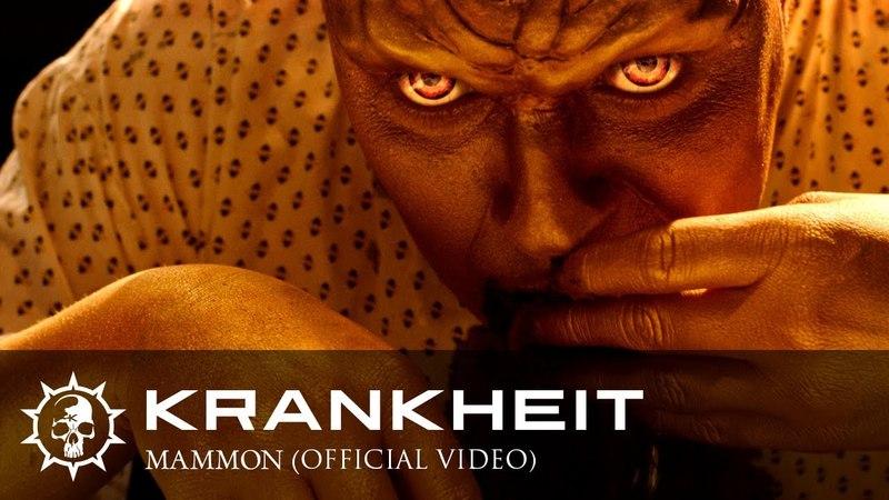 Krankheit - Mammon (Official Video)