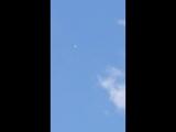 Жителей Белгорода напугал НЛО в небе над городом, видео