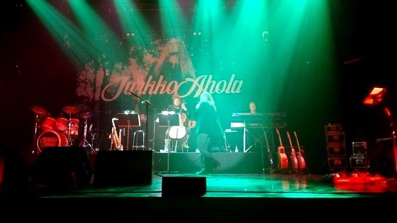 Romanssi - Jarkko Ahola