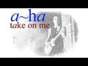 Matt heafy Trivium Take On Me I Acoustic Cover