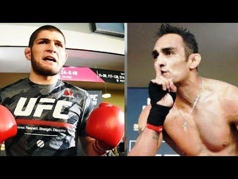 ФЕРГЮСОН ПРОТИВ ХАБИБА НУРМАГОМЕДОВА! БОЛЬШОЕ ИНТЕРВЬЮ ПЕРЕД БОЕМ НА UFC 223! ghjnbd f b f yehvfujvtljdf! jkmijt bynt
