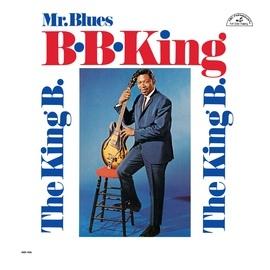 B.B. King альбом Mr. Blues