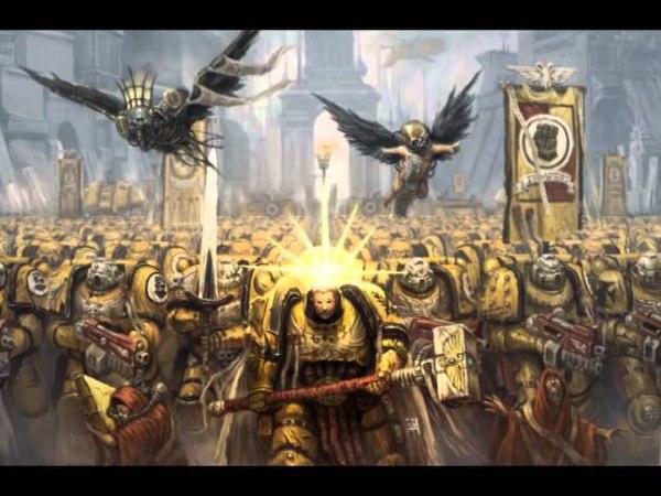 Imperial Fists (Legio 7) by GhostBuddy