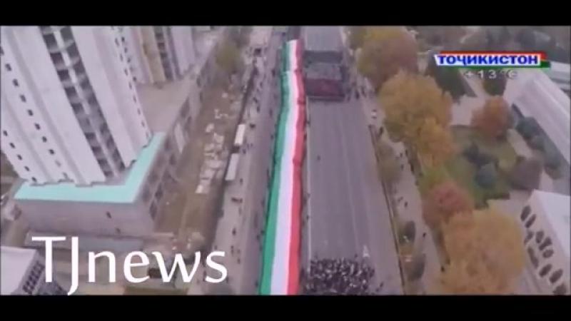 Зодрӯз муборак падари бузургвор-Пешвои миллат Эмомали Раҳмон.mp4