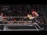 Banks vs. Bayley - Womens Championship Match- NXT TakeOver Brooklyn (WWE Network)