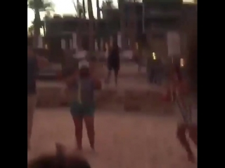 Шон с фанатами в Мексике, 30.07.18