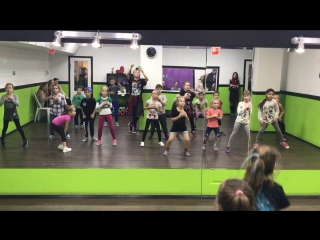 HIP-HOP JUNIORS (новички) | FREAK DANCE CENTRE