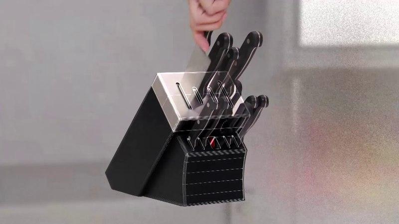Набір ножів Power Chef від Delimano