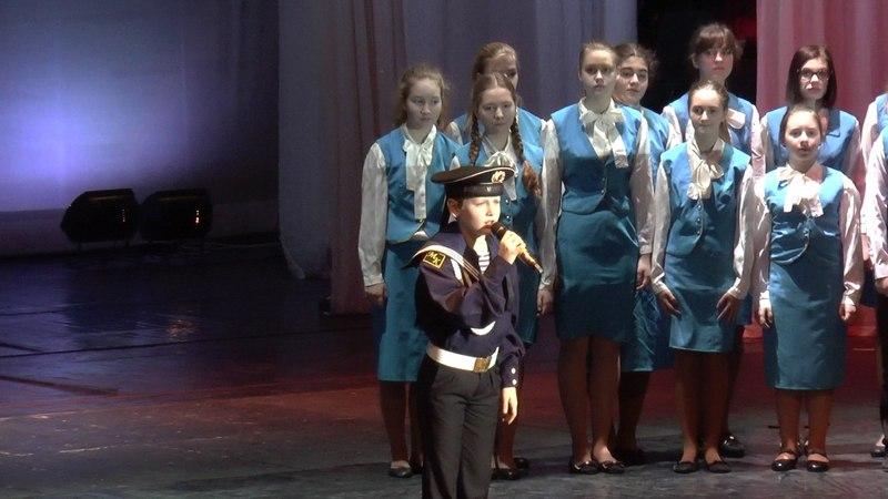 Крейсер Аврора сл М Матусовского муз В Шаинского солист Туркин Гриша