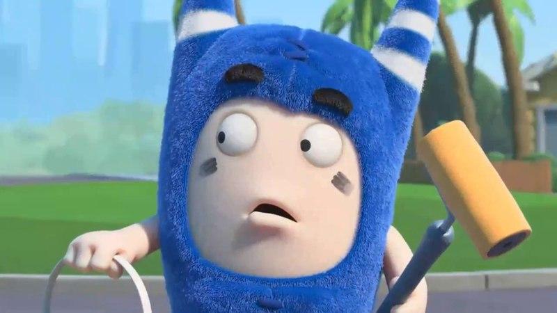 Oddbods Full Episode 23 24 Funny Cartoons For Kids