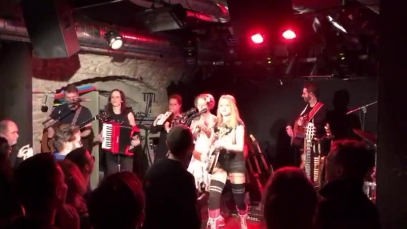 Rock-Paper-Scissors_SolHeilo and Band _Dynamo Zürich, Швейцария 06.03.18.