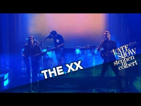 The xx Performs I Dare You