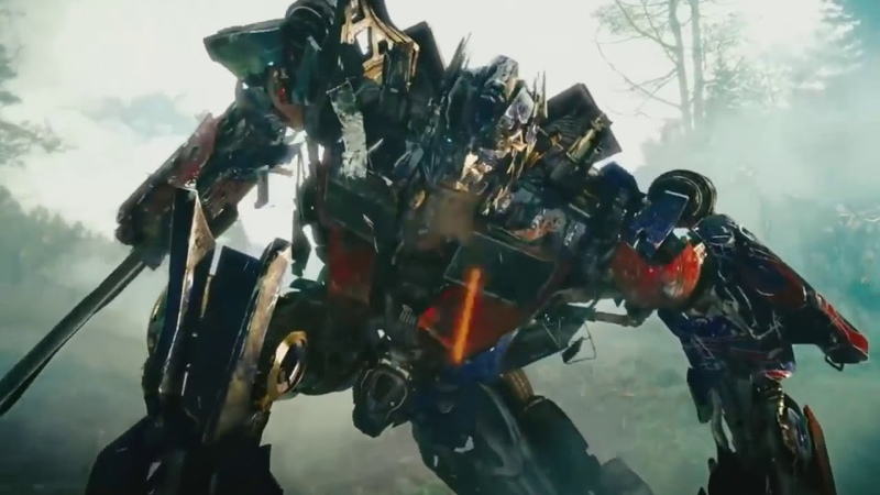 Transformers 2 - Forest Battle (But it's TF2 Dub)