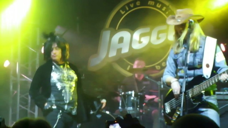 Joe Lynn Turner T.O.P. GUN, Санкт-Петербург, клуб Jagger, 16.11.2011