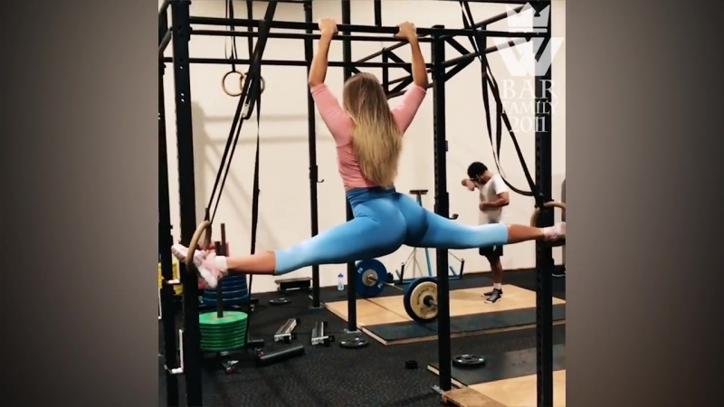 CRAZY STRONG FITNESS MOMENTS (OMG New Level)