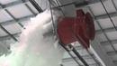 Aircraft Hangar Foam Fire Suppression Test Prince