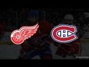 Detroit Red Wings Montréal Canadiens 03 12 2017