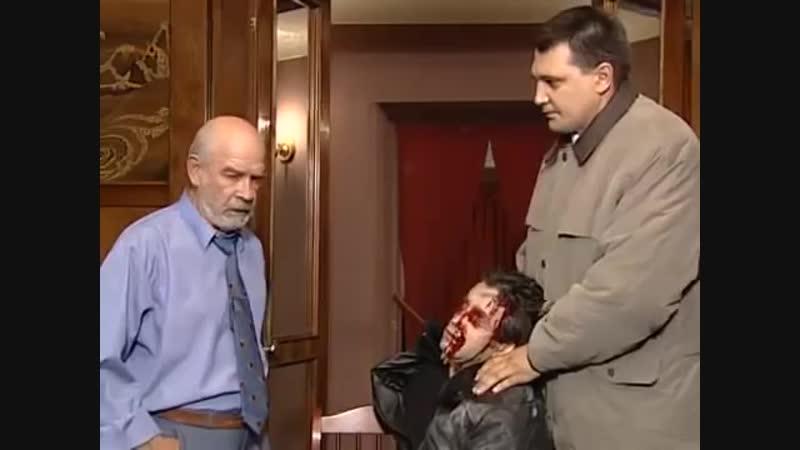Бандитский Петербург Адвокат - Что то часто, в нашего Сережу, в последнее время стрелять начали