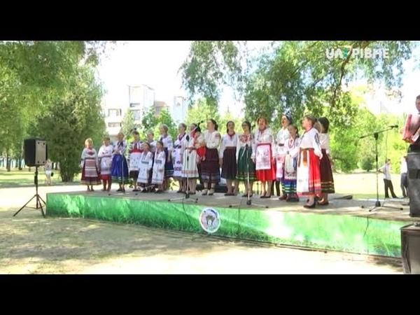Прем'єрою пісні про Рівне відзначився другий тиждень міського фестивалю Рівне. Літо. Музика