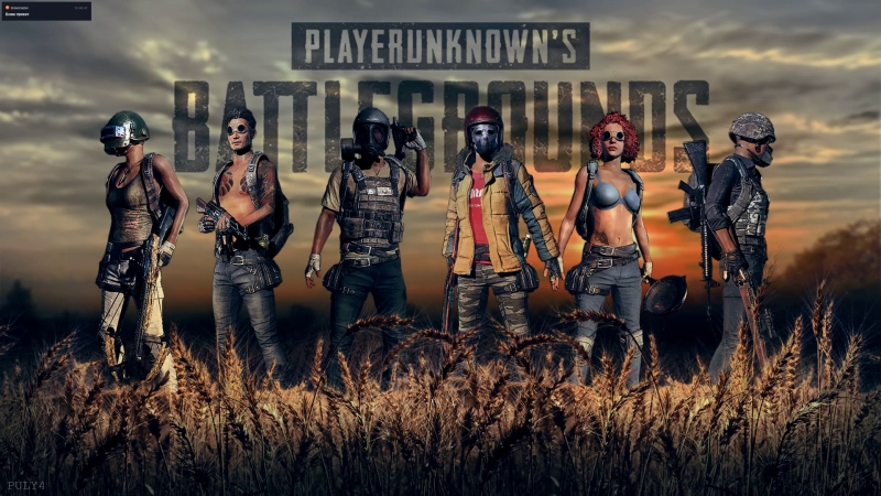 PUBG.Playerunknowns Battlegrounds.Играем.Хочу золотую сковородку
