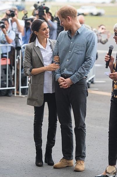 Как прошел второй день Меган Маркл и принца Гарри в Австралии